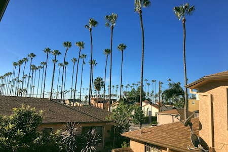 Palm Trees and Sunshine - View Park-Windsor Hills