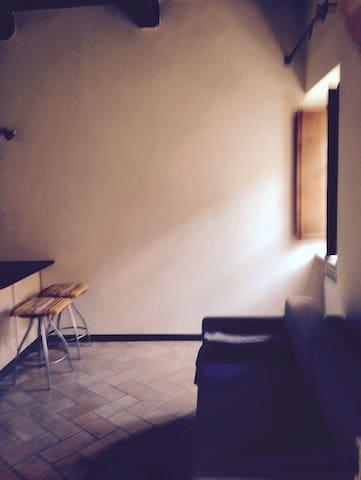 Appartamento in casolare - Fonte Viscola