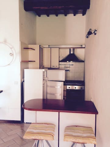 Appartamento in casolare - Fonte Viscola - Apartment