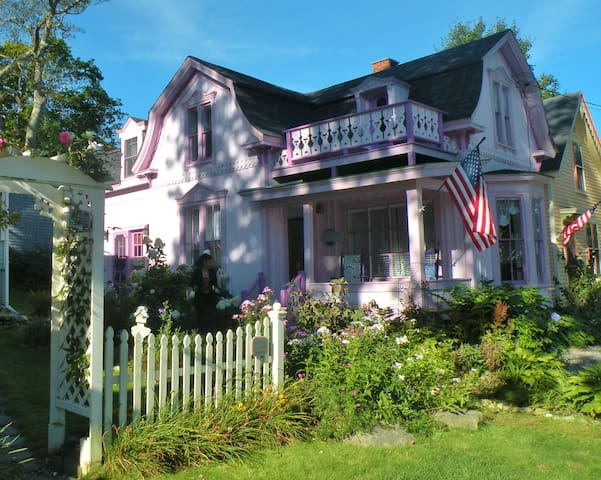 19th Century Cottage by the Sea - Northport - Casa