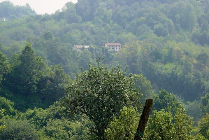 Landhaus mit Panoramablick - Monfumo - House