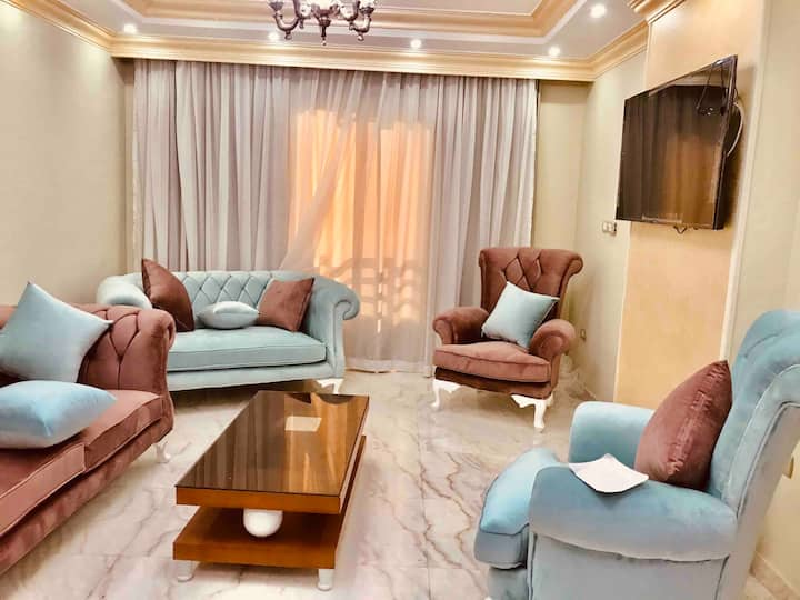 A luxurious apartment for a great deal