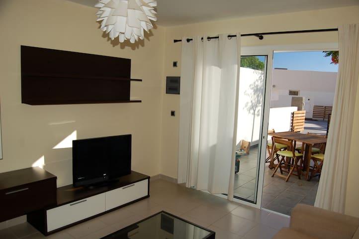 Beautiful bungalow in Agaete  - Agaete - Appartement