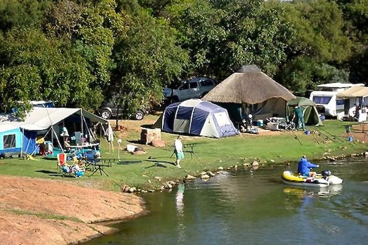 1 Bed Dinokeng Camping & Fishing