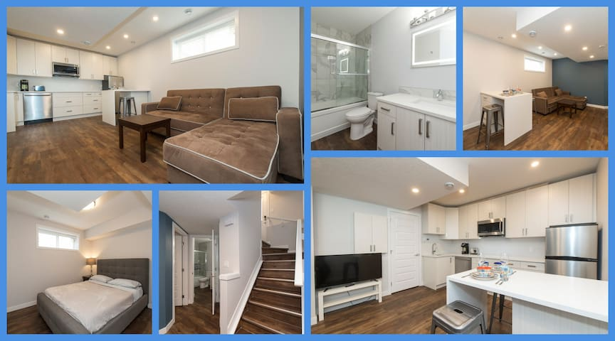 #stay for 3 on Whyte Ave - U of A-Downtown-Blue