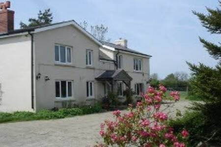 Penyrallt Uchaf Farm - Bed & Breakfast