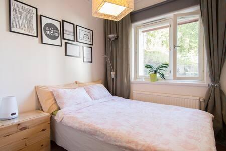 Private Bedroom Near the Centre