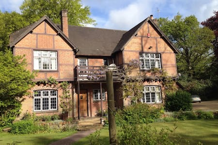 A classic country home near Romsey - Bed & Breakfast