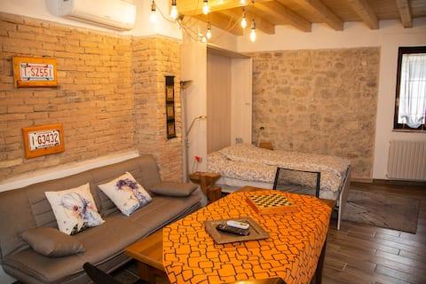 Casa Fiorita - Espacio abierto para 2 personas