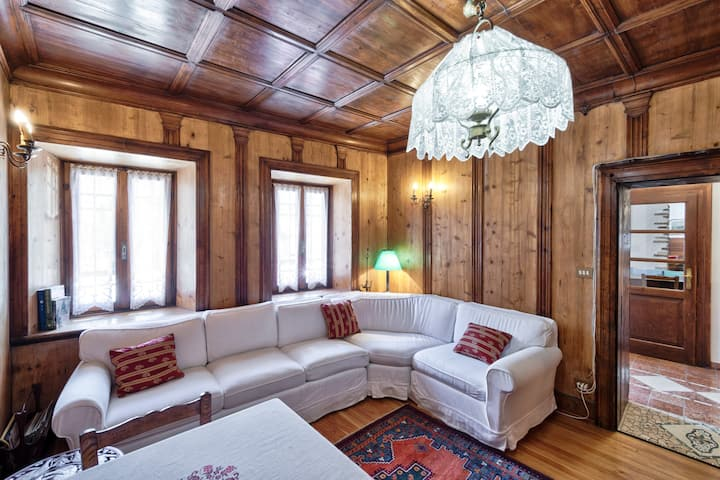 Grande casa tipica cadorina a 10 minuti da Cortina