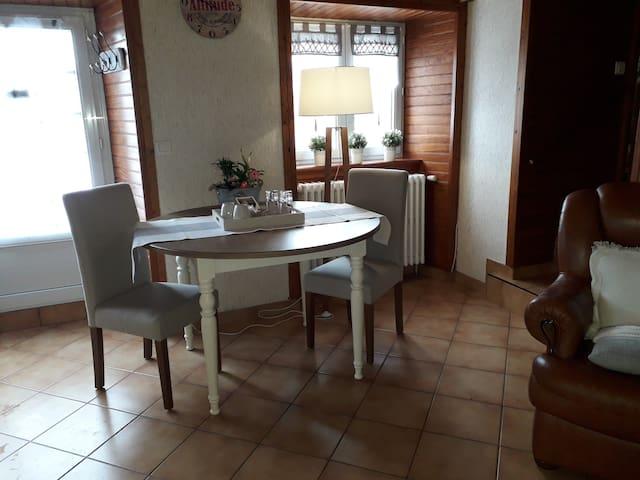 Chambre d'hôtes LE TENON avec salon privé