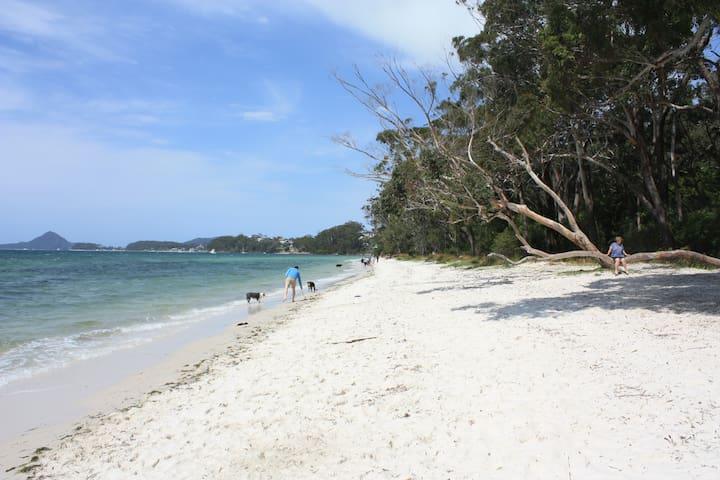 Bagnalls Beach Holiday Home - Pet Friendly