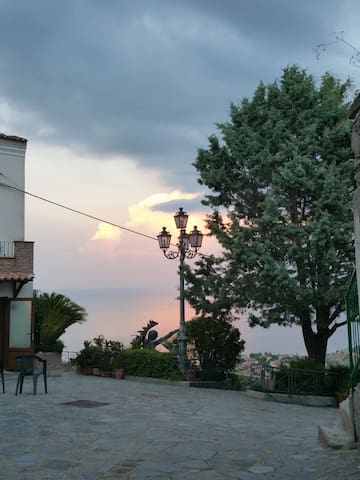 Appartamento centro storico roseto - Roseto Capo Spulico - Departamento