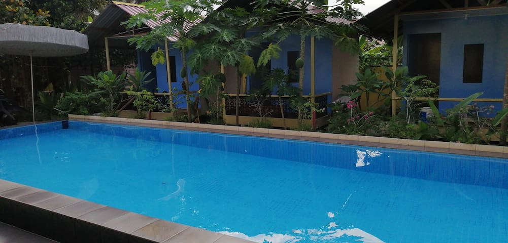 Pondok-Pondok Pool Villa