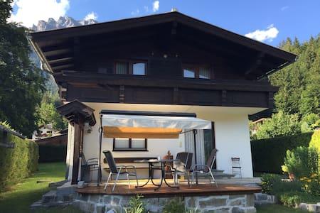 Geweldige vakantiewoning in Leogang - Leogang - Hus