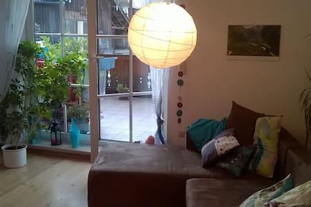 Schöne, helle Wohnung im Zentrum - Murnau