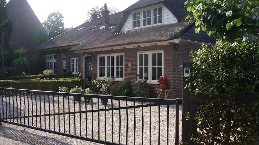 dorp tussen amsterdam en utrecht - Huizen - Bed & Breakfast