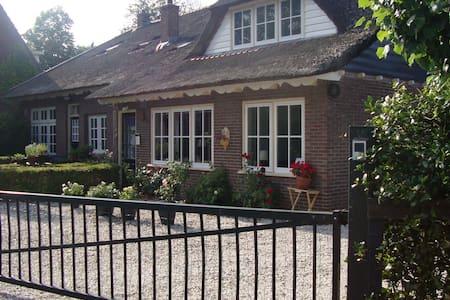 dorp tussen amsterdam en utrecht - Huizen