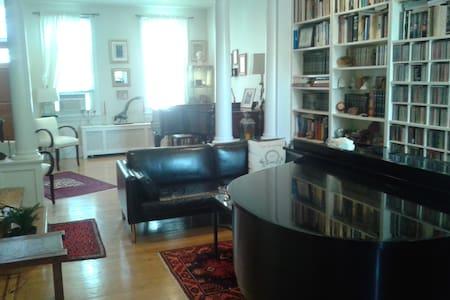Artistic Home With Two Pianos - Filadélfia