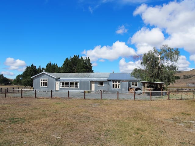 Glenmore Farmhouse (farmstay) - Tekapo