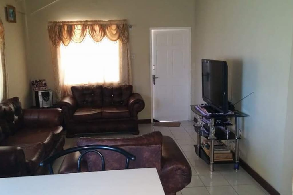 Fully furnished comfortable living room
