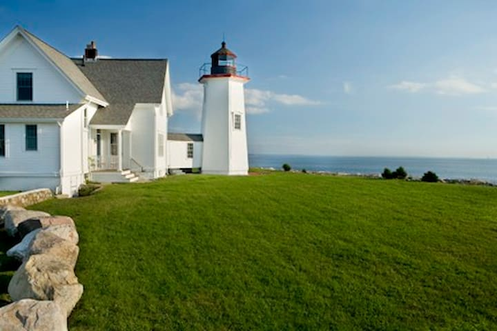 Wings Neck Lighthouse - Pocasset