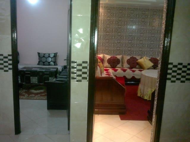 it's not a paradise but it's very nice - Agadir - Apartemen