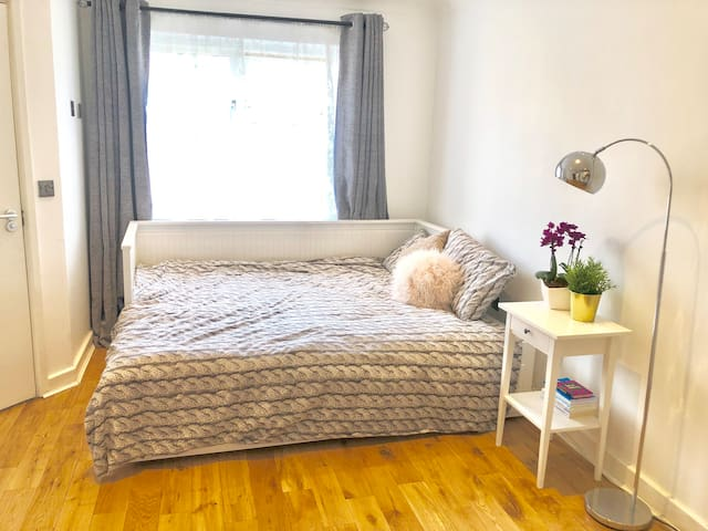 Beautiful en-suite double bedroom in Clapham south