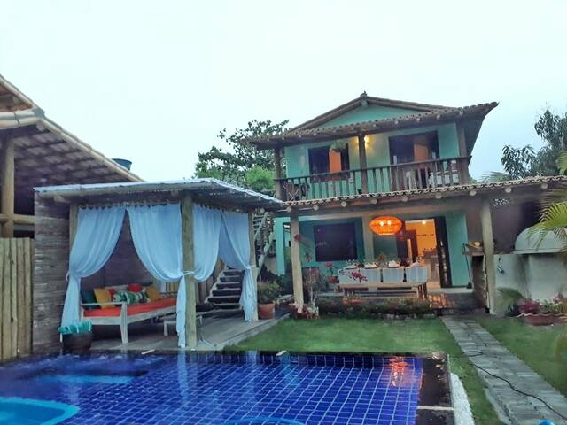 Duas casas Caraíva