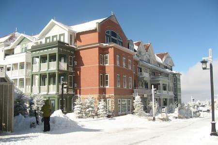 Superior Snowshoe Village Studio