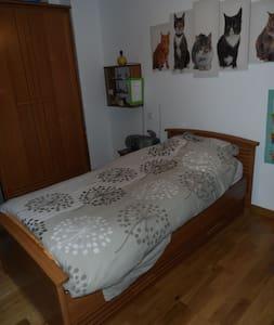 Chambre à 12 mn de Strasbourg - Brumath