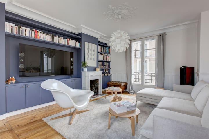 Superbe lieu avec terrasse pour évènements pros - Paris - Apartment