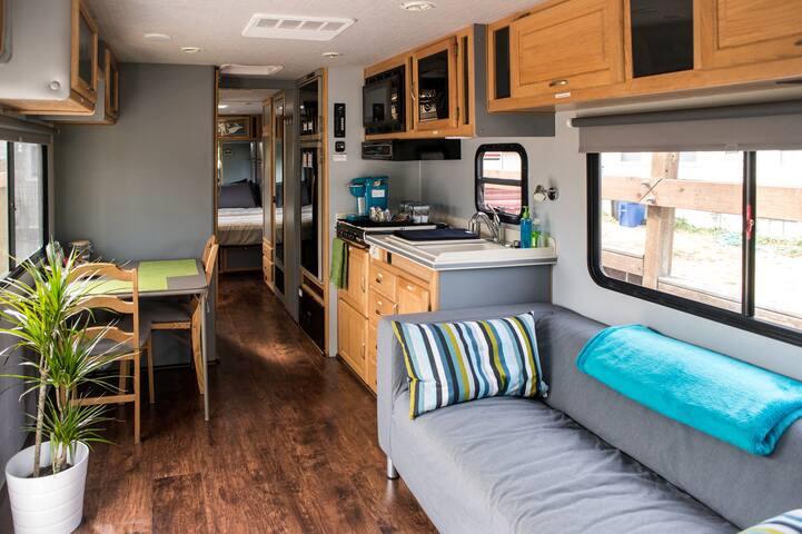 Ballard Backyard RV - Seattle - Camper/RV