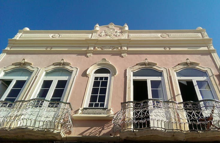 Palacio Juliette in historic Olhao - Olhão - Apartment