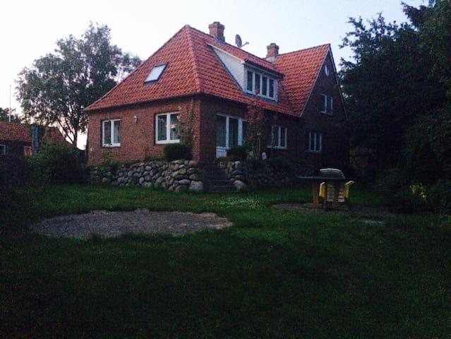 Ferienwohnung in Rudbol 2R - Højer - Lägenhet
