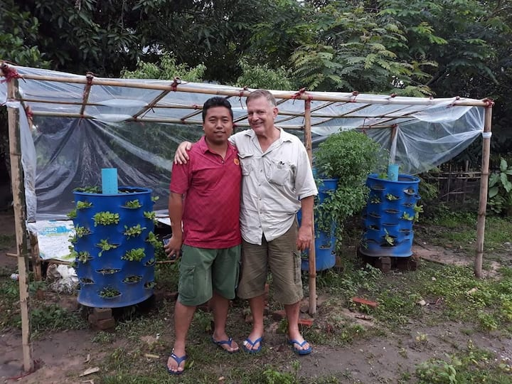 SEED organic model farm