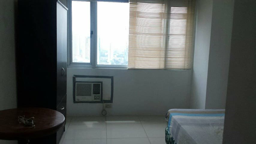 Studio Unit in Katipunan Ave., QC