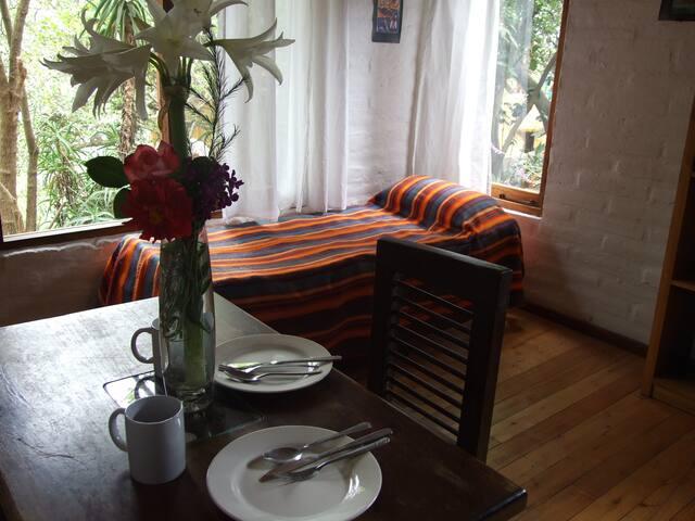 CasaKiliku - Mini individual suite - Tumbaco - 公寓