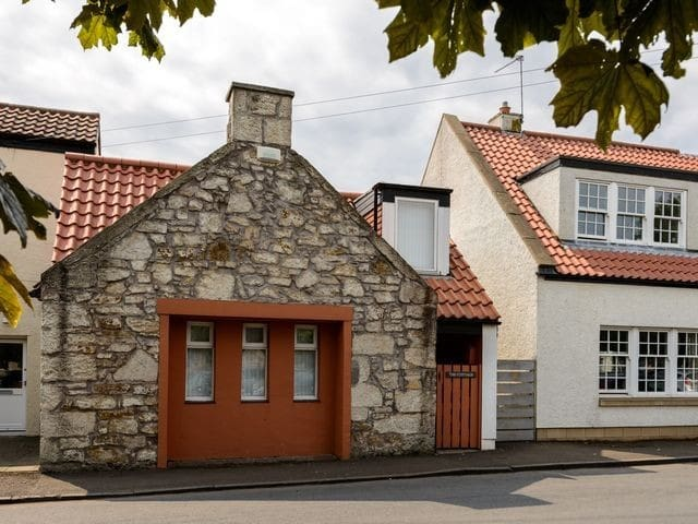 The Cottage - Gullane - Talo