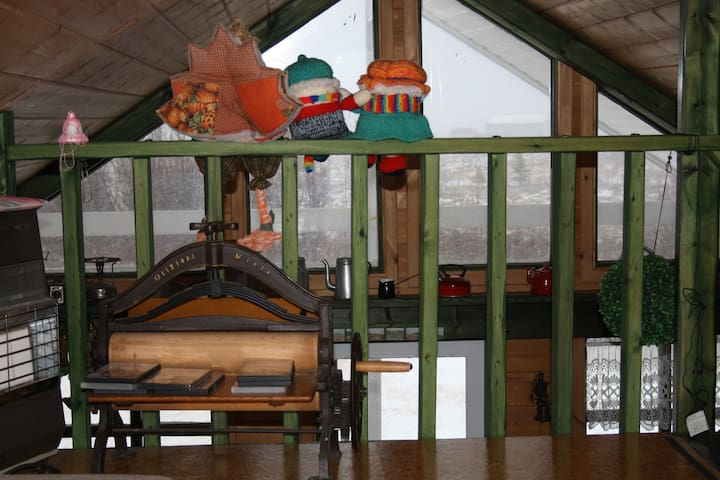 Vintage Cottage @ the Golden Circle - Selfoss - Huvila