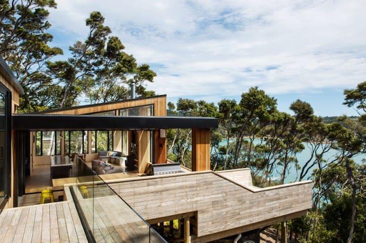Award winner - island bach - Bon Accord Harbour - Casa