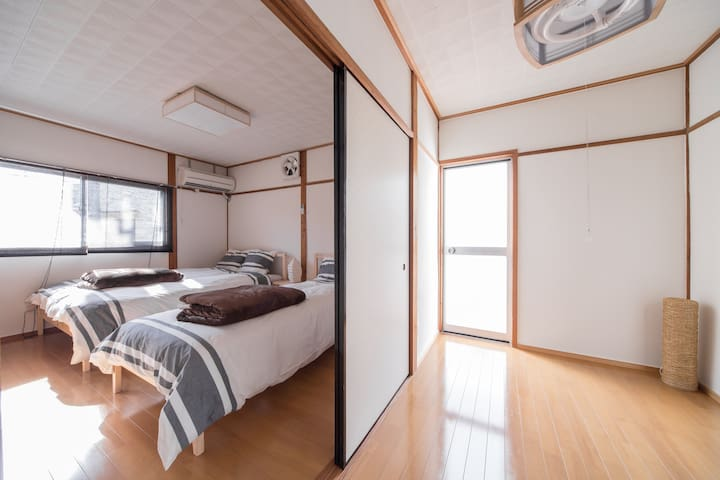 5min walk to Arashiyama Sta. Wifi! - Kyōto-shi - House
