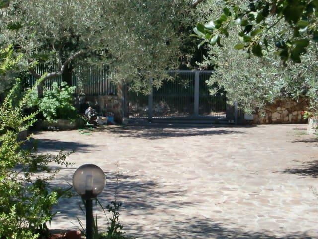 affitto camera da letto matrimonial - Sassari - Villa
