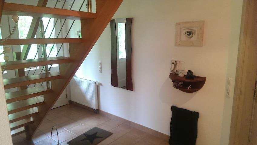 Privatzimmer im Einfamilienhaus - Neuenkirchen - Casa