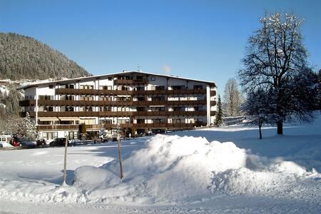 At ski piste - Apartment Kitzbühel - Kirchberg in Tirol - Wohnung