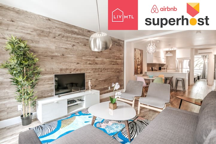 Urban Super Central ★Comfy 2br➕Big Sale ♥ unit 1