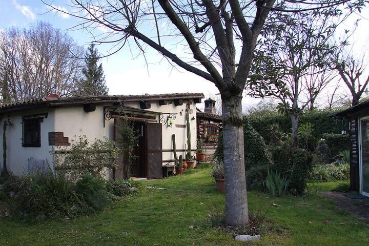 La Casetta di Macchia  Natura&Relax - Cittaducale - Casa