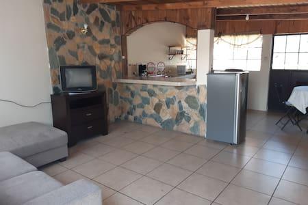 Apartamento Tipo Cabaña