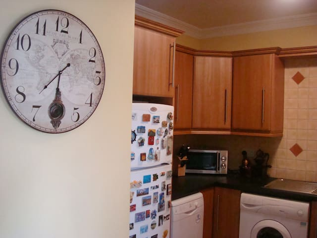 Double room with a private entrance - Galway - Wohnung