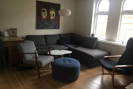 Lovely apartment at Frederiksbjerg (Aarhus C) - Aarhus - Apartment